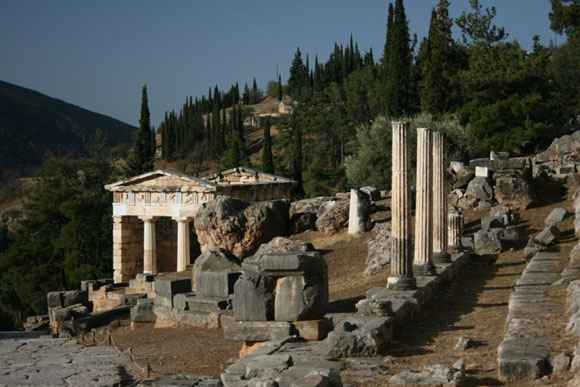 The Athenians stoa